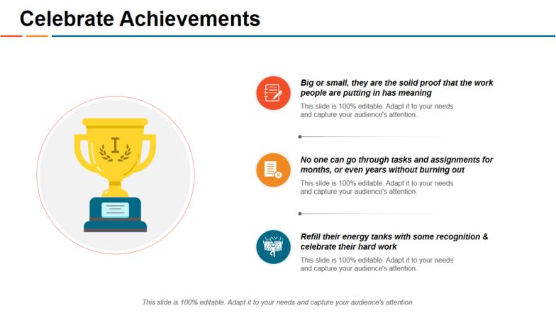 Employee Engagement Methods PowerPoint Template