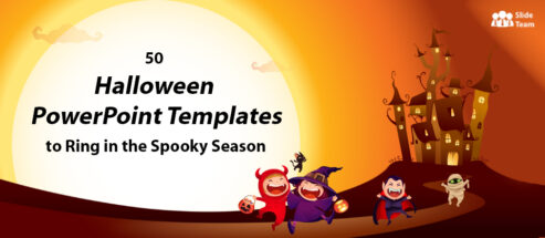 50 Halloween PowerPoint Templates to Ring in the Spooky Season